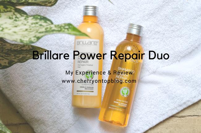 Brillare Power Repair Duo | Review & Price