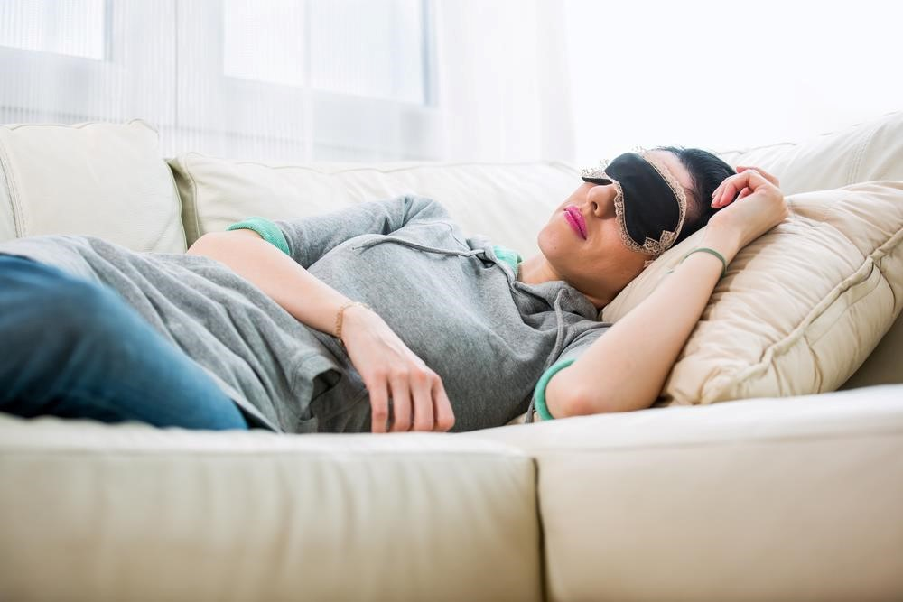 The Benefits and Importance of a Nap | Cherry On Top Blog