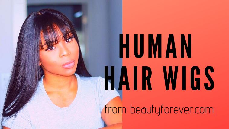 Best human hair wigs online beautyforever