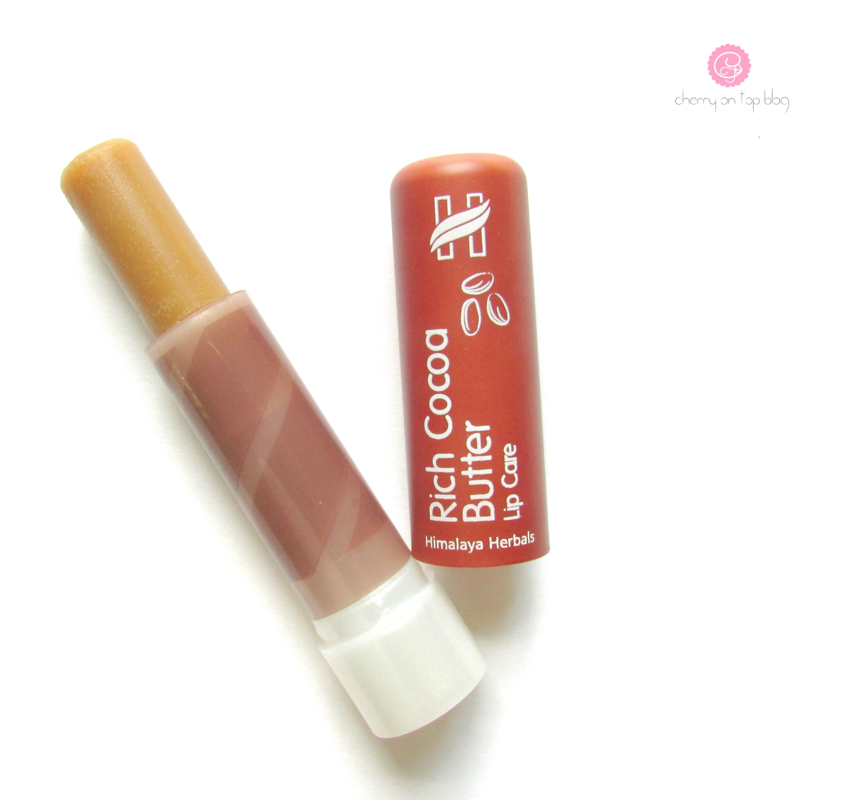 All New Himalaya Herbals Lip Care Lip Balms Review| cherryontopblog.com
