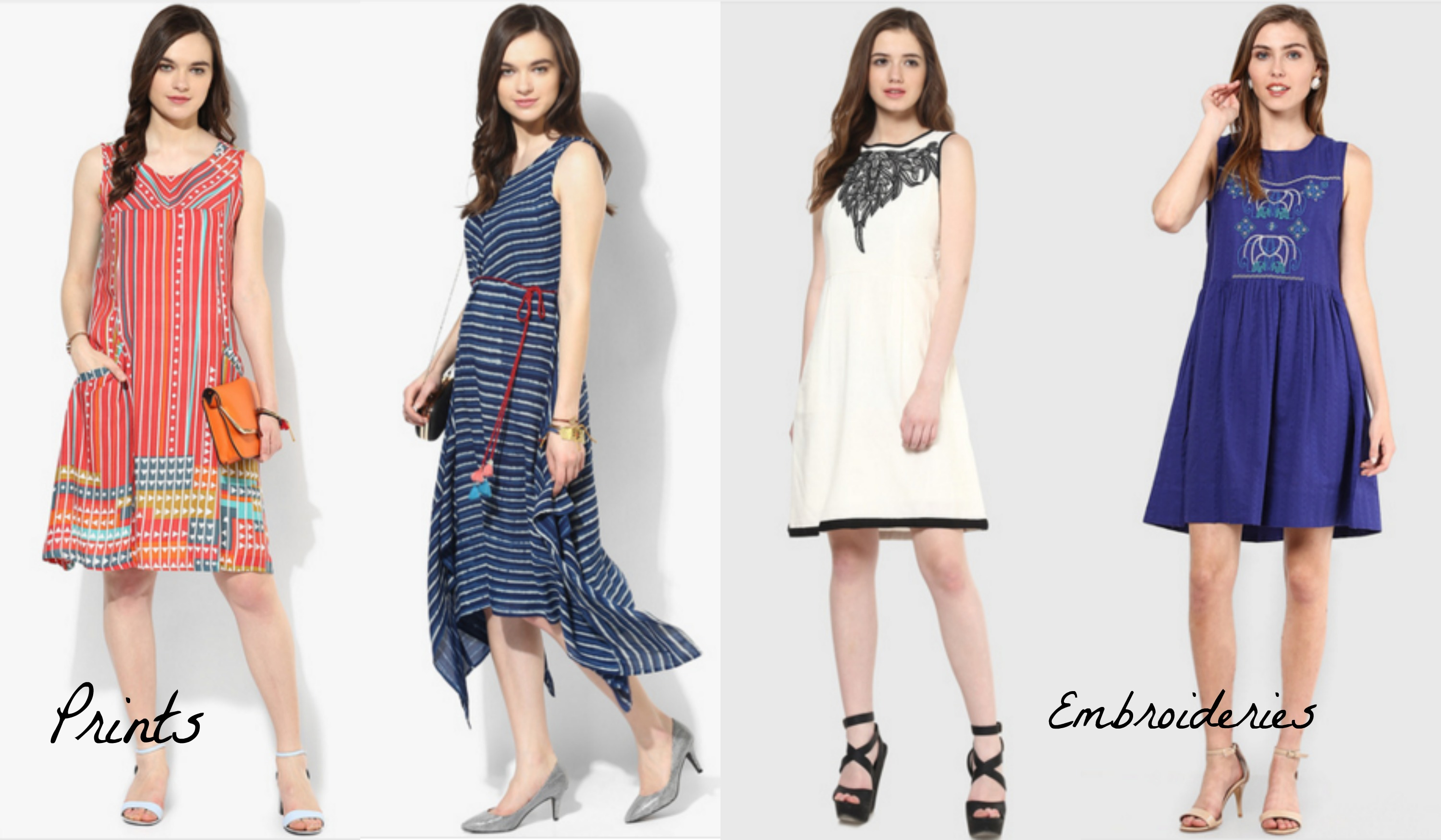Global Desi Spring/Summer Collection, 2016 Review|Dresses| cherryontopblog.com