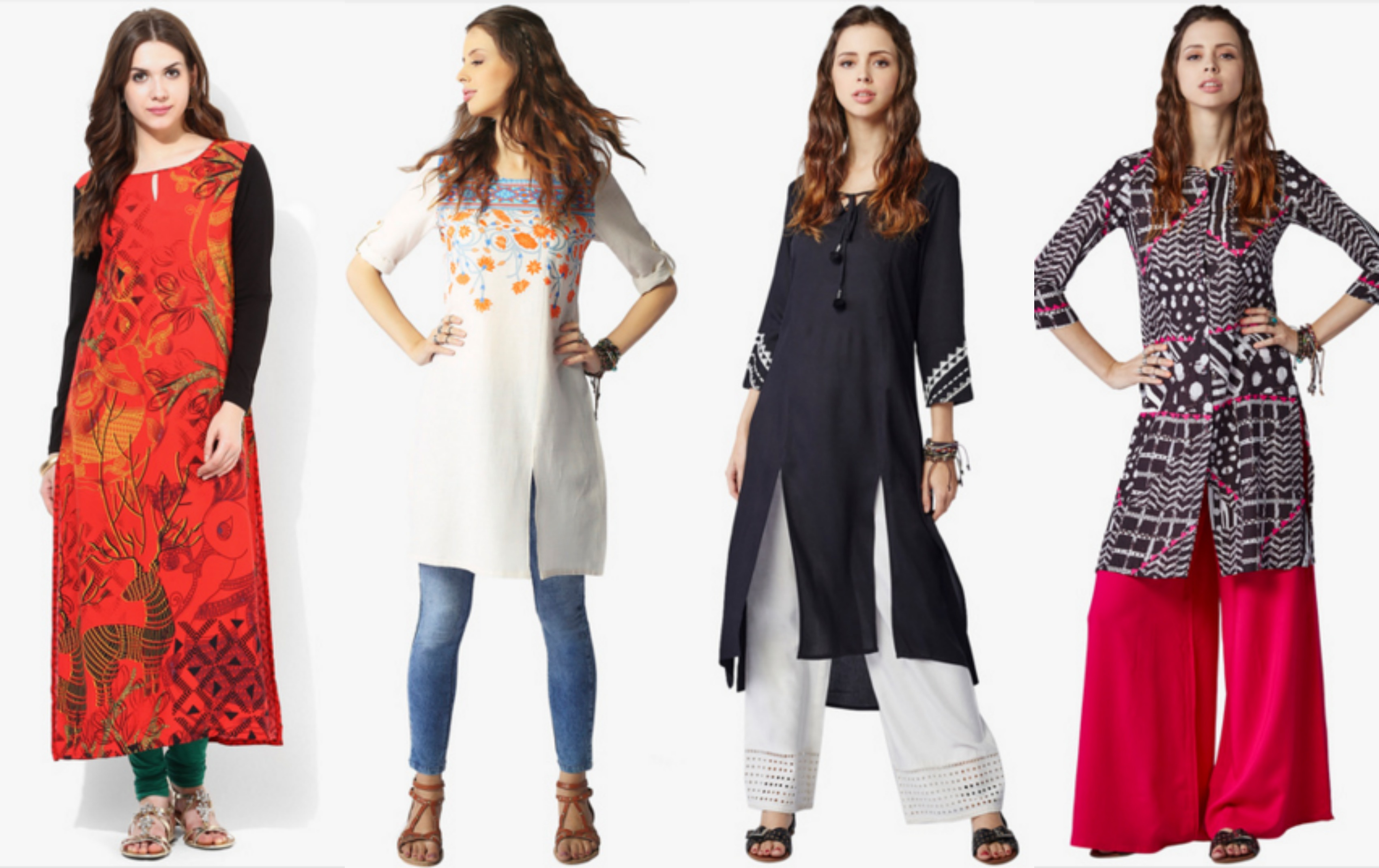 Gobal Desi Spring/Summer 2016 Collection Review | Kurtas| cherryontopblog.com