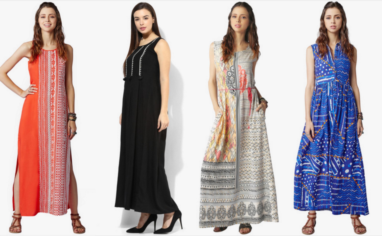 Global Desi Spring/Summer Collection, 2016 Review Maxi Dresses  cherryontopblog.com