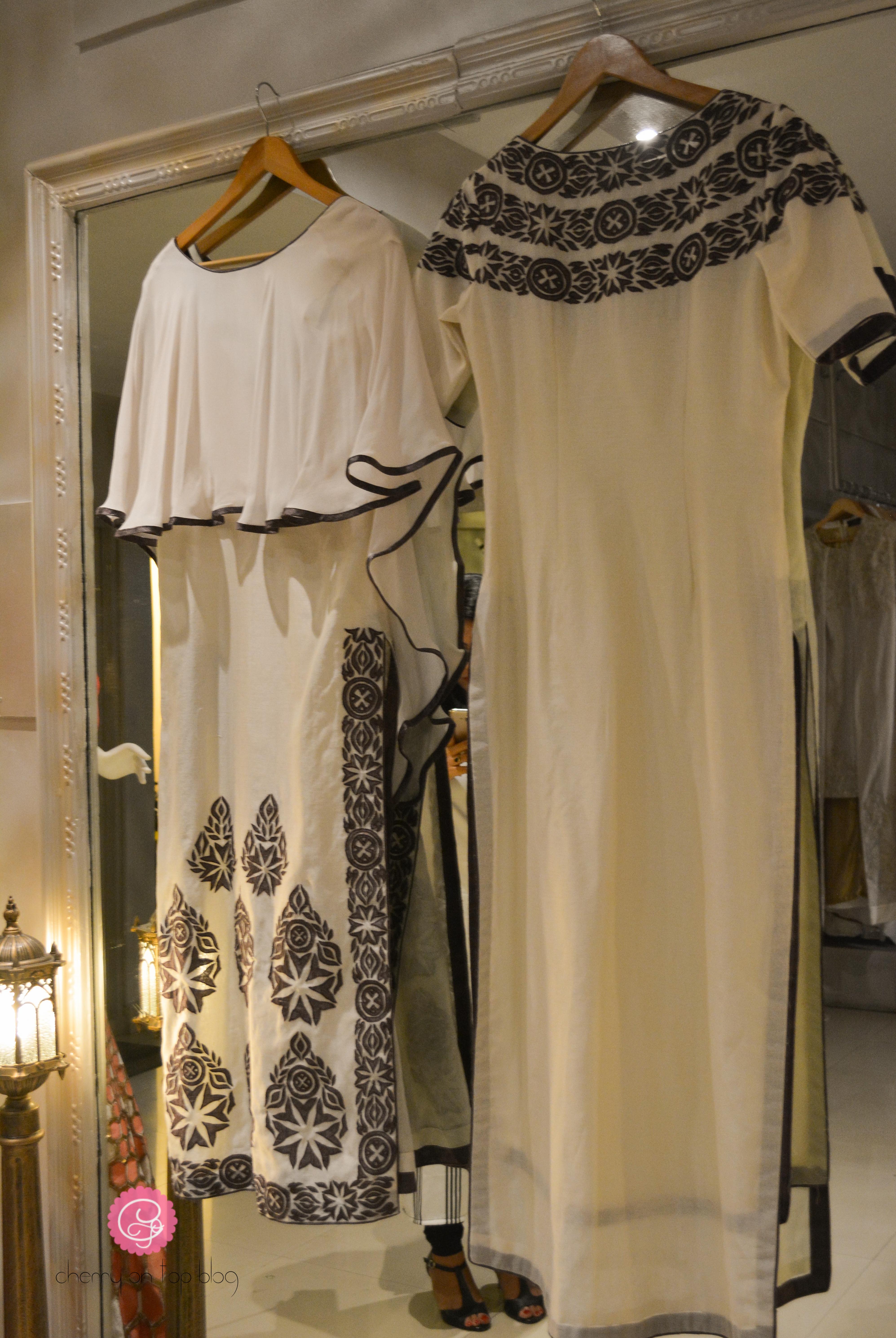 Jyoti Sachdev Iyer Spring/Summer 2016 Collection Preview| cherryontopblog.com