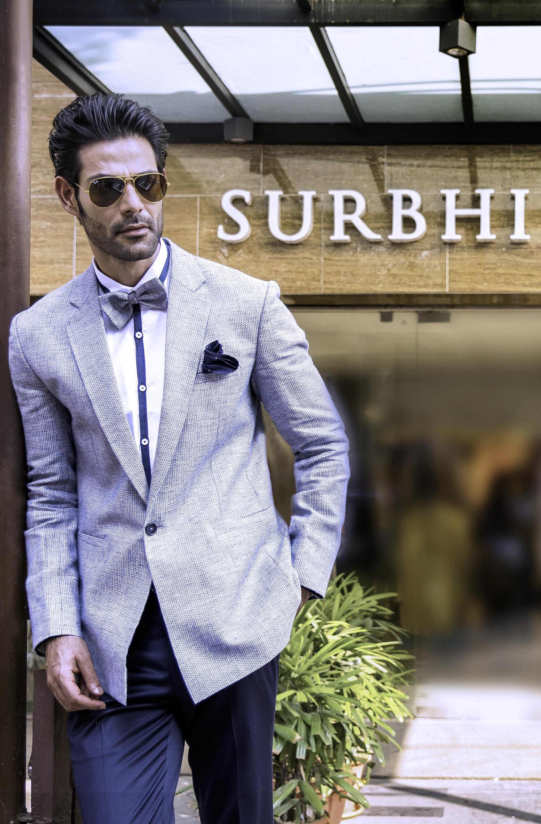 Designer Surbhi Pansari launches Spring Summer Collection, 2016- https://cherryontopblog.com/2016/04/surbhi-pansari-spring-summer-2016.html