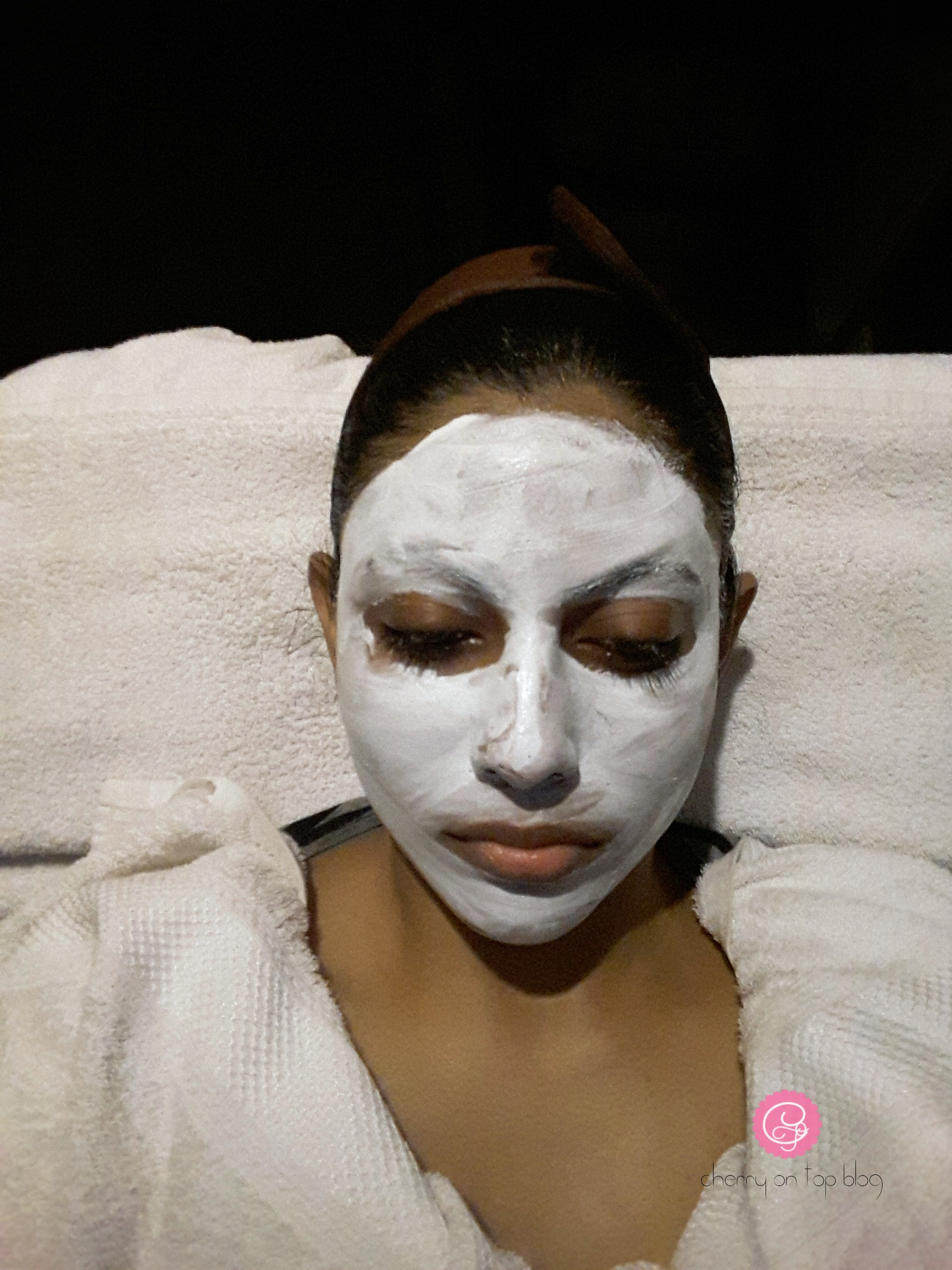 Step 3- Brightening Mask
