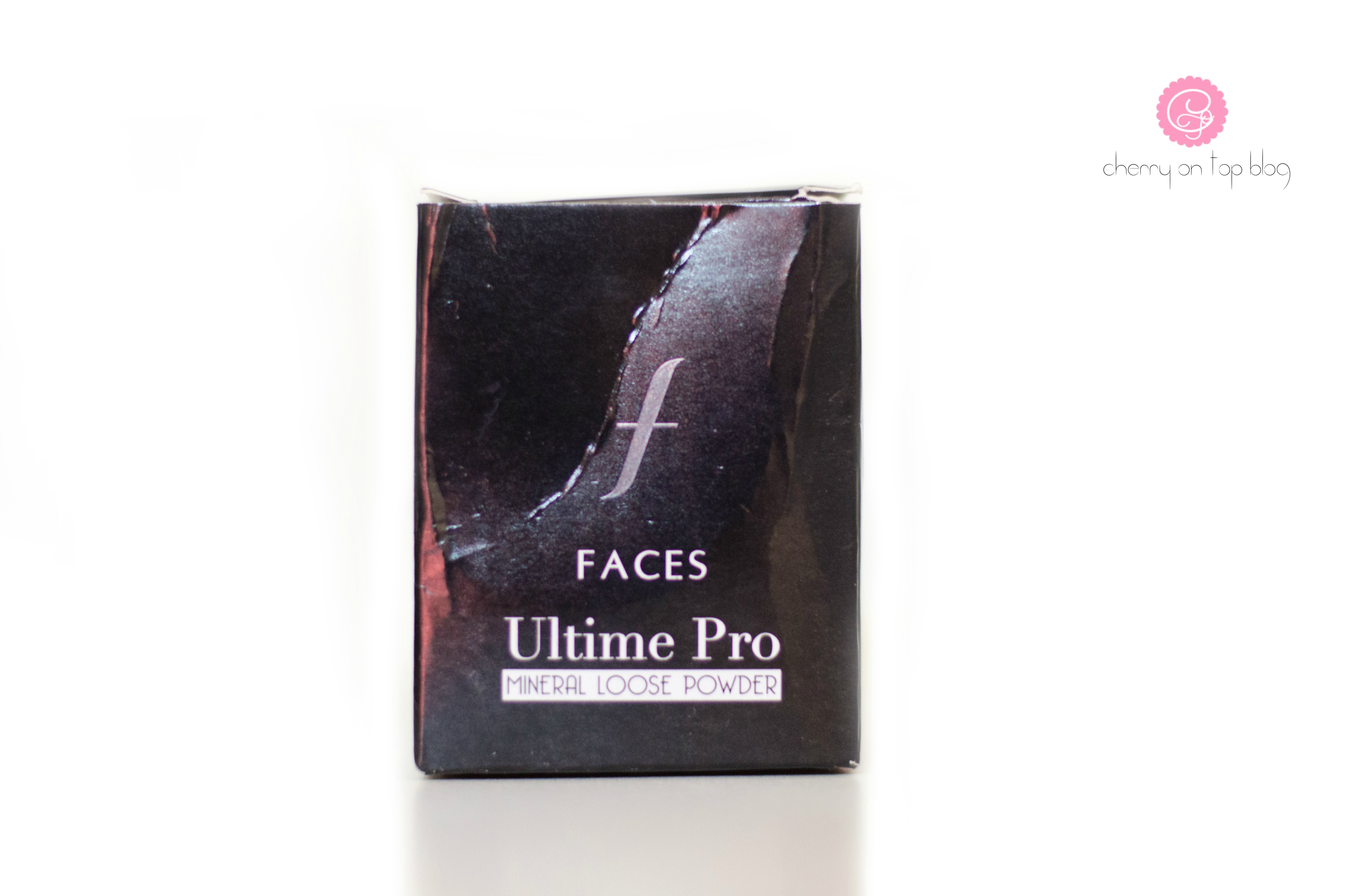 Faces Ultime Pro Mineral Loose Powder Review and Swatches | cherryontopblog.com