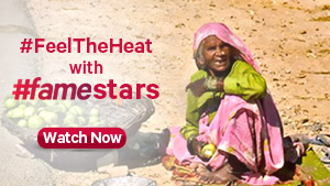 #Feeltheheat with #famestars | cherryontopblog.com