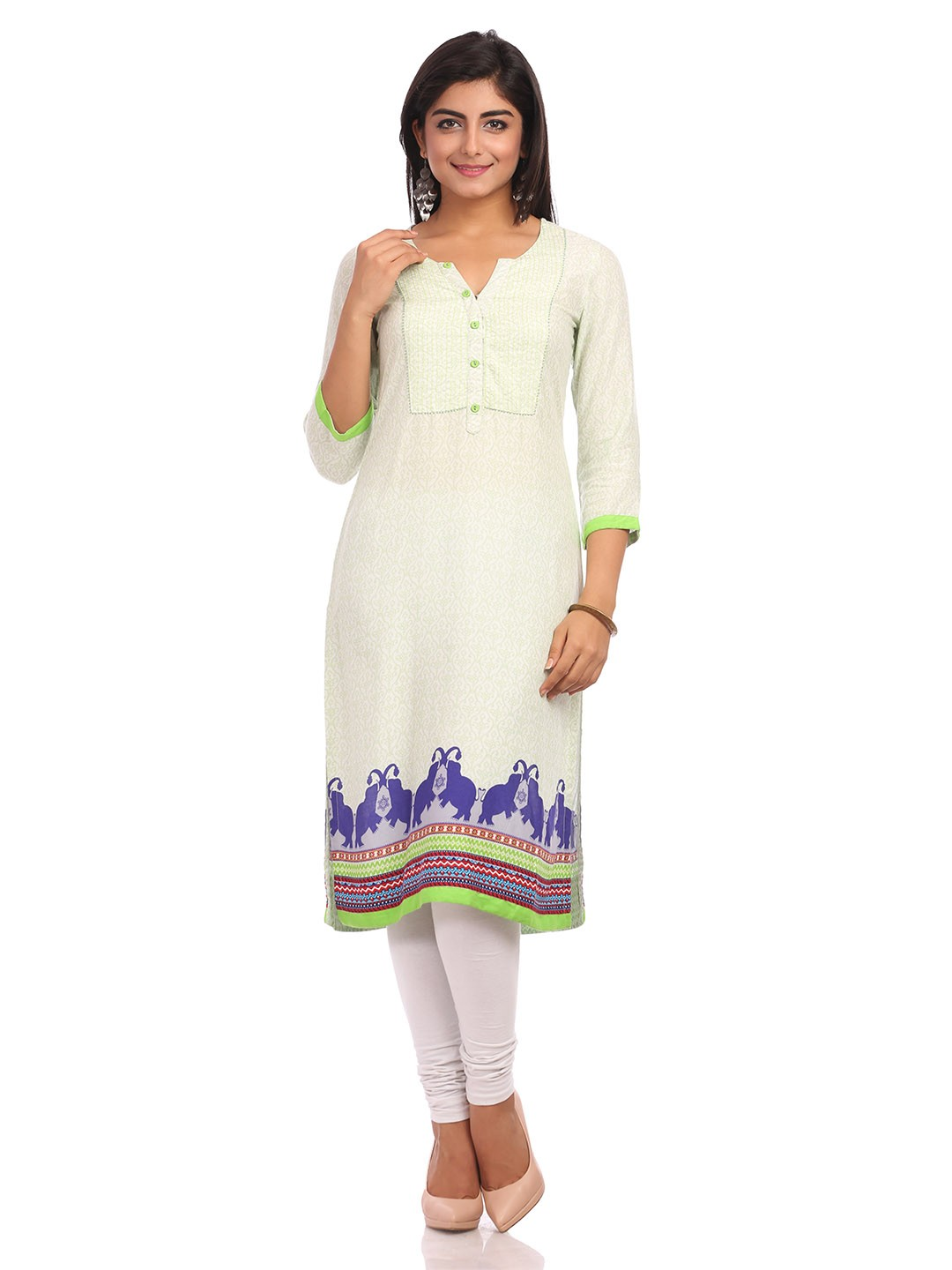 Ethnic Workwear for Monsoon| cherryontopblog.com