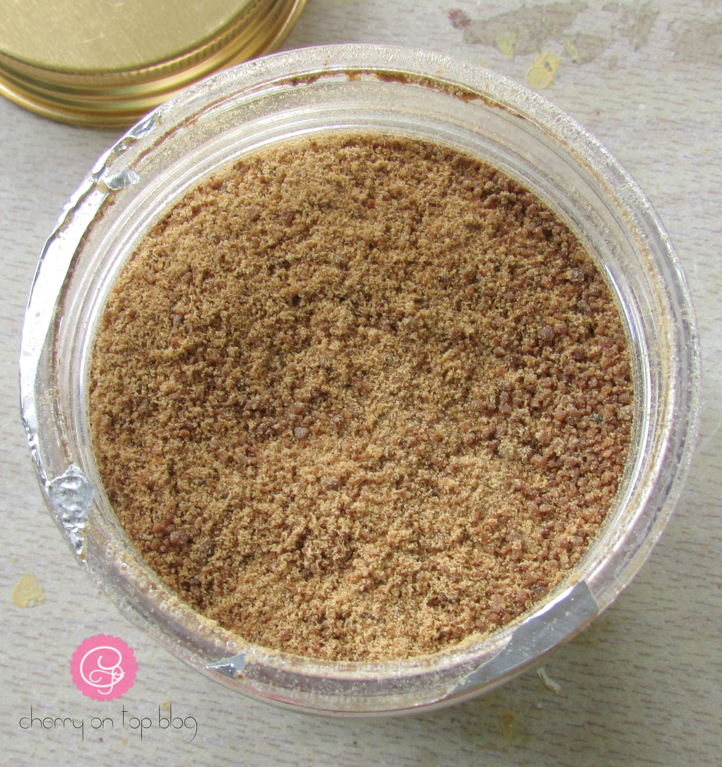 Junaili Apricot Body Scrub| Cherry On Top