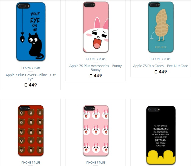 Happoz.com Cute and Sassy Mobile Cases| Cherry On Top