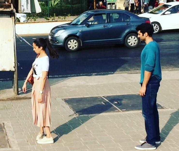 Celeb Style: Shraddha Kapoor in OK Jaanu  Flaunt Your Basics  Cherry On Top