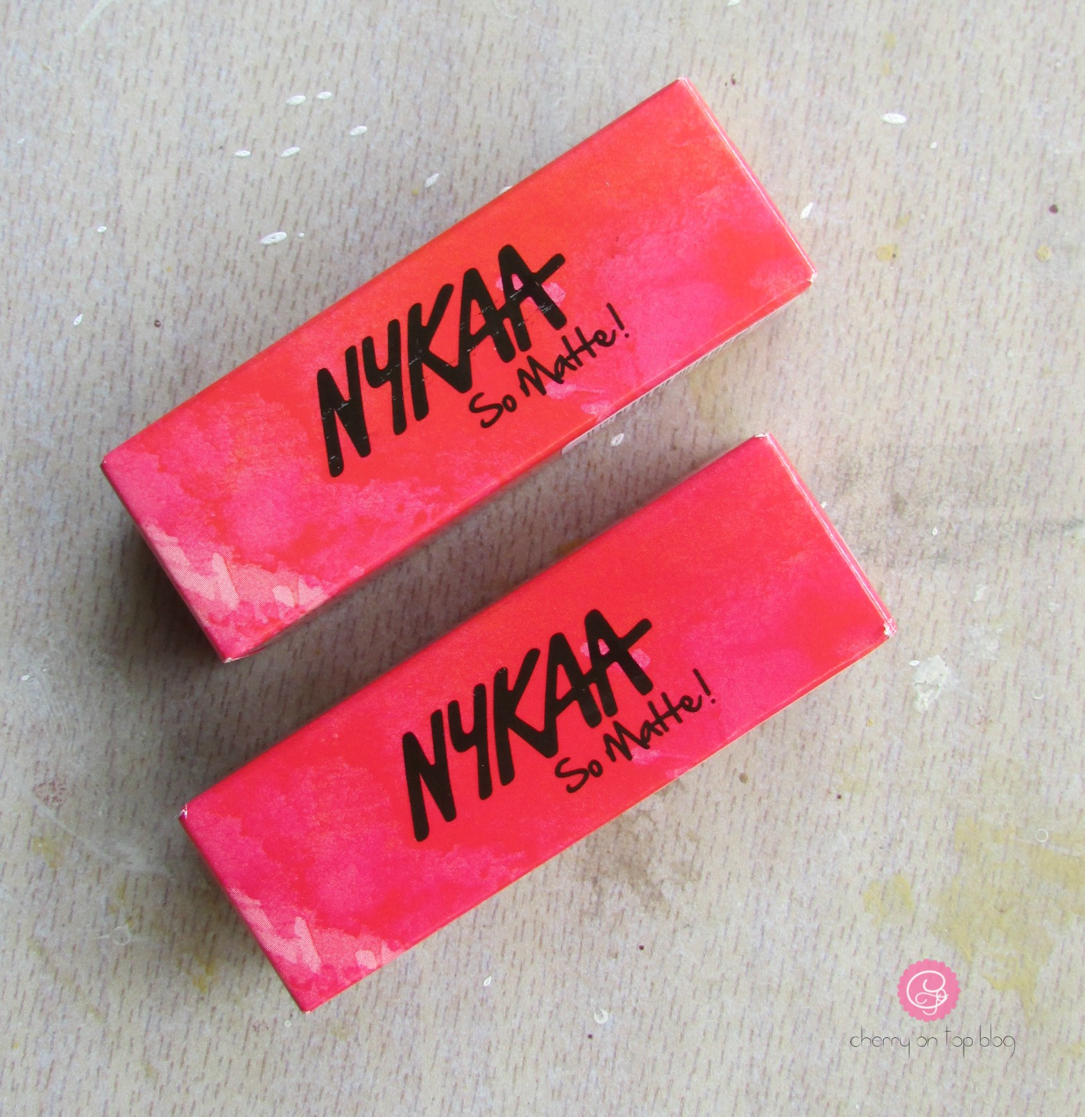 Nykaa So Matte Fall/Winter Collection Lipsticks Irish Coffee & Caramel Margarita | Review & Swatches| Cherry On Top