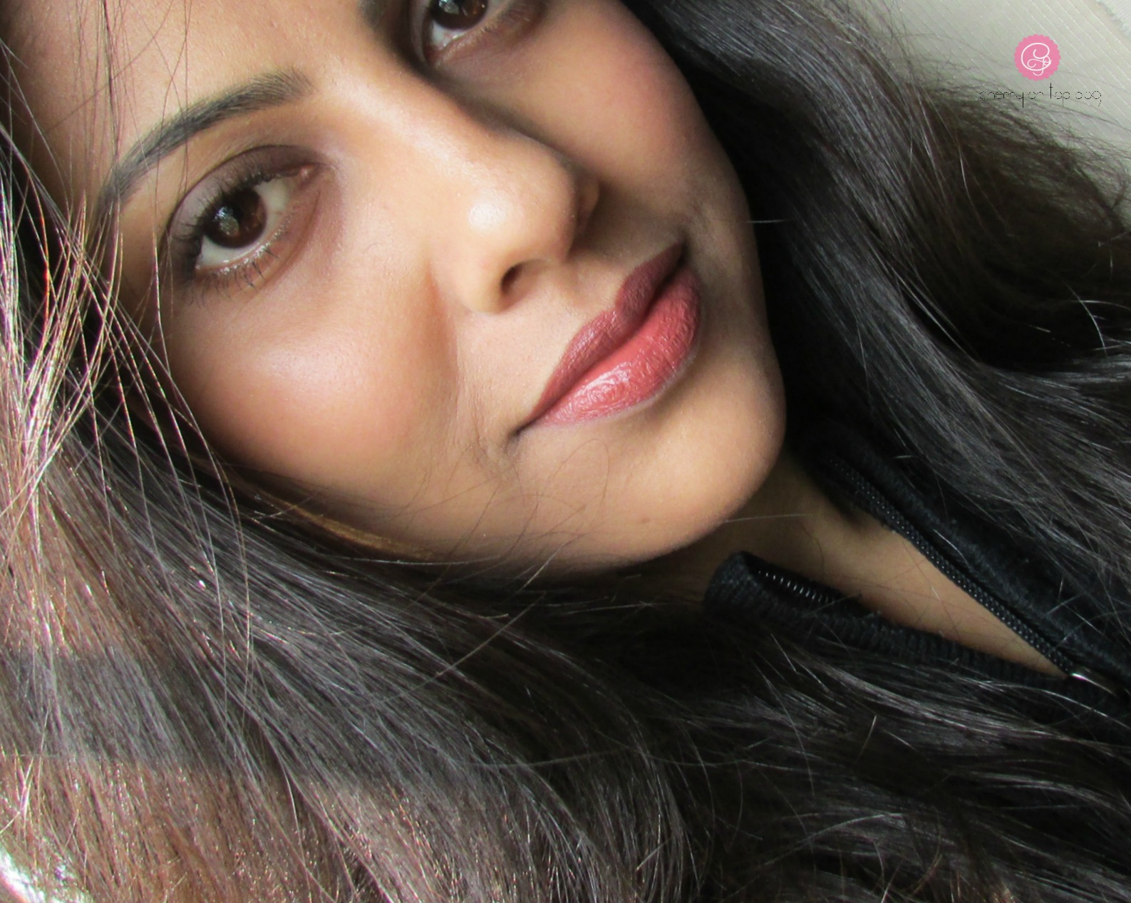 Nykaa So Matte Fall/Winter Collection Lipsticks Irish Coffee & Caramel Margarita   Review & Swatches  Cherry On Top