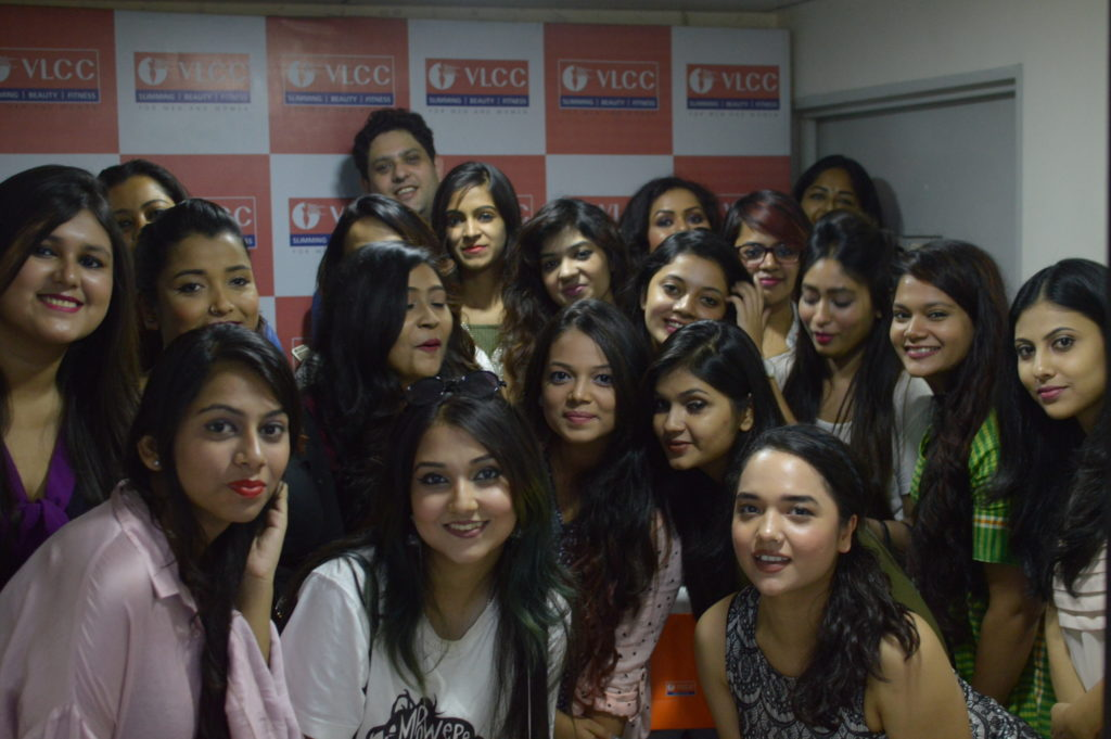 An Evening at VLCC and Things I Learnt There | #VLCCStyleStatements | Cherry On Top