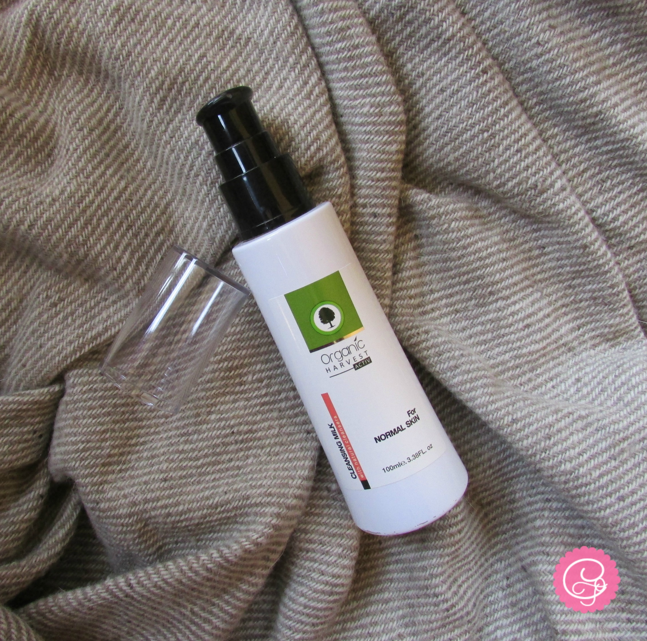 Organic Harvest Activ Cleansing Milk for Normal Skin Review & Price | Cherry On Top