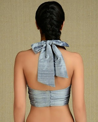 Backless Blouse Designs | Cherry On Top