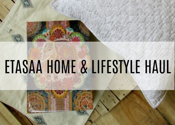 Etasaa Home & Lifestyle Haul | Cherry On Top