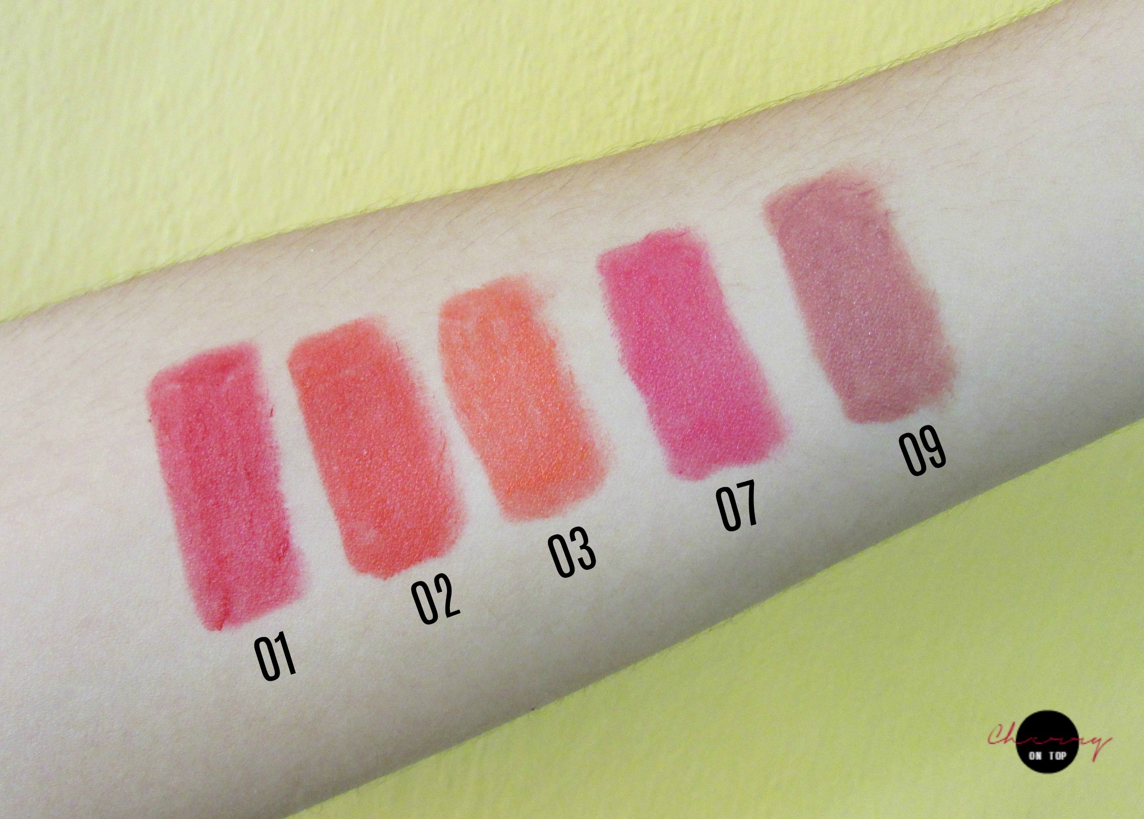 Lakme Enrich Lip Crayons Review   Cherry On Top