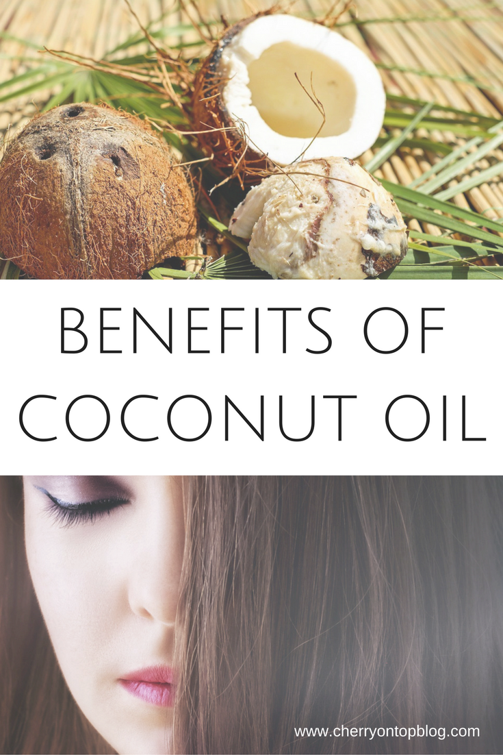 Coconut Oil Benefits| Cherry On Top