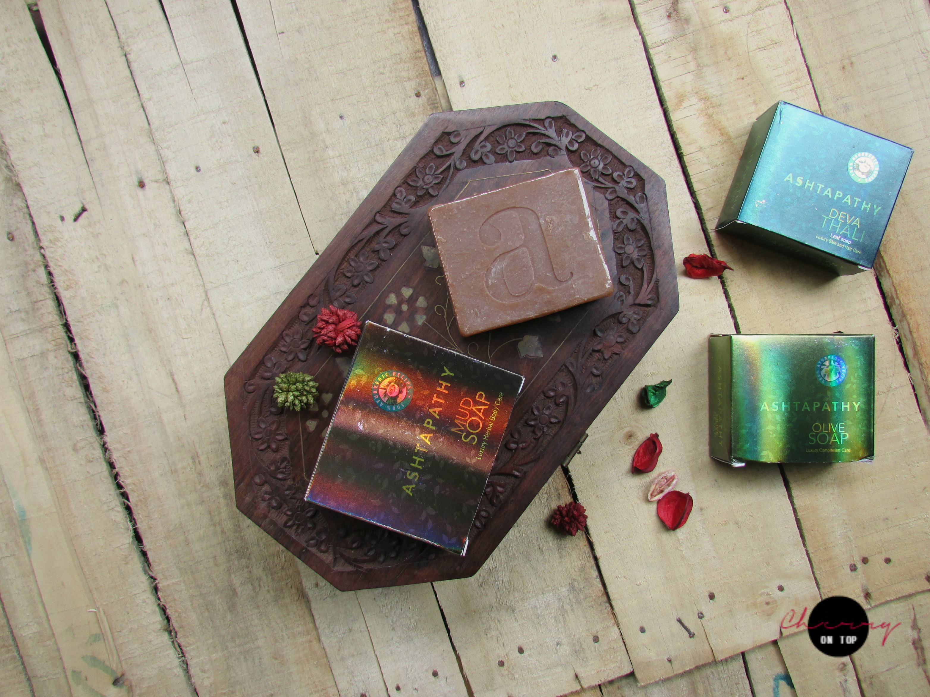 Ashtapathy Herbals Mud Soap Review
