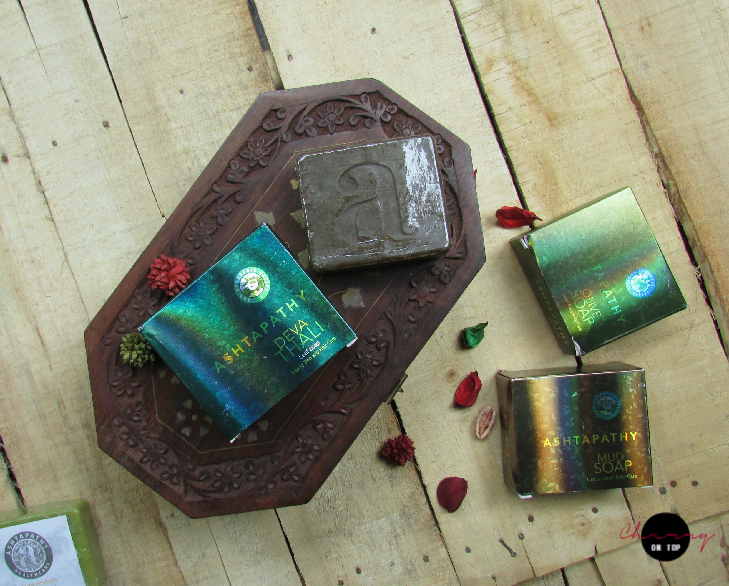 Ashtapathy Herbals Deva Thali Soap Review