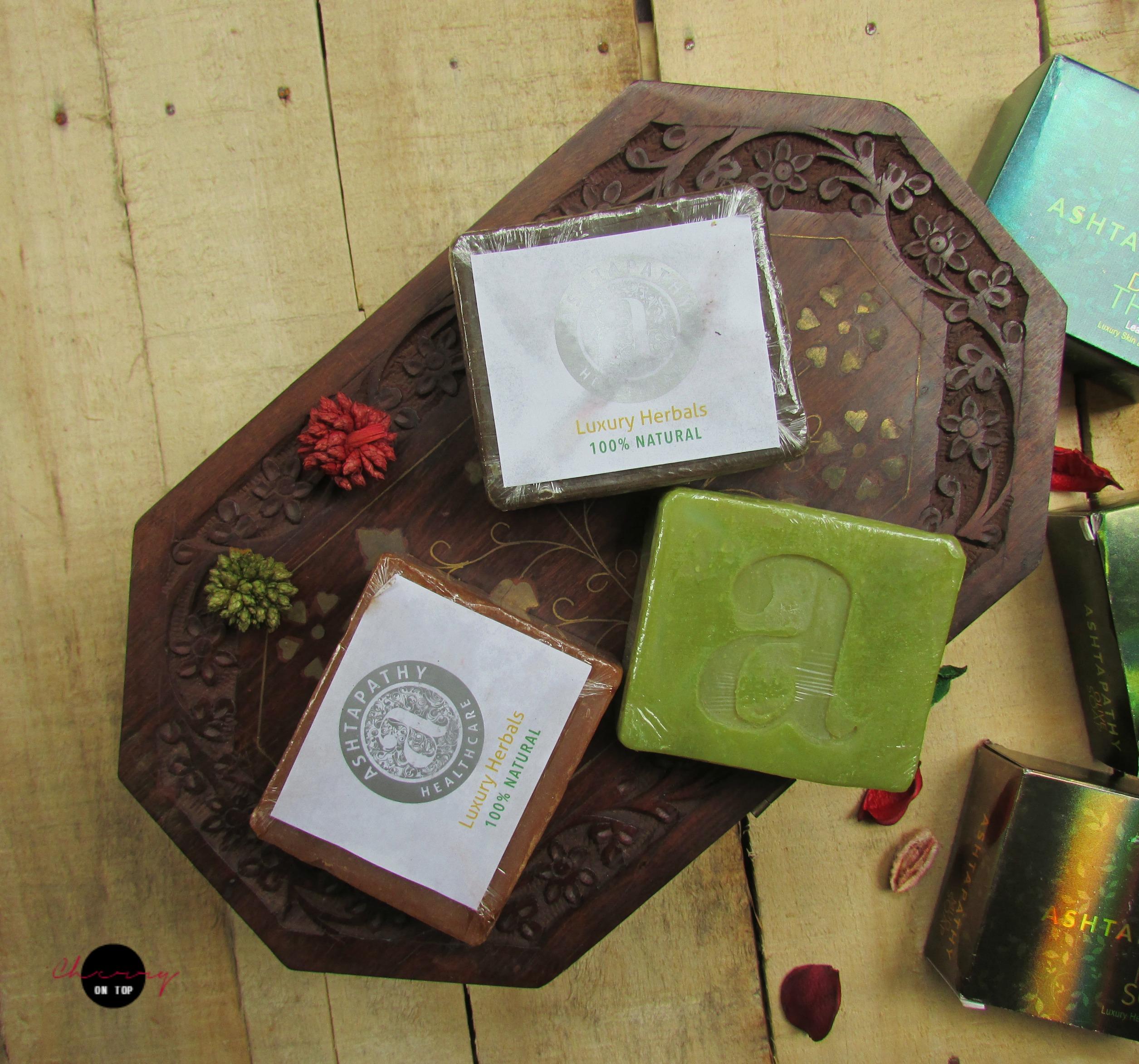 Ashtapathy Herbals Bathing Bars Review