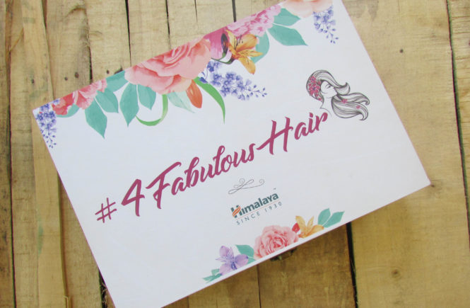 No More Hair Fall with Himalaya Anti-Hairfall Range #4FabulousHair