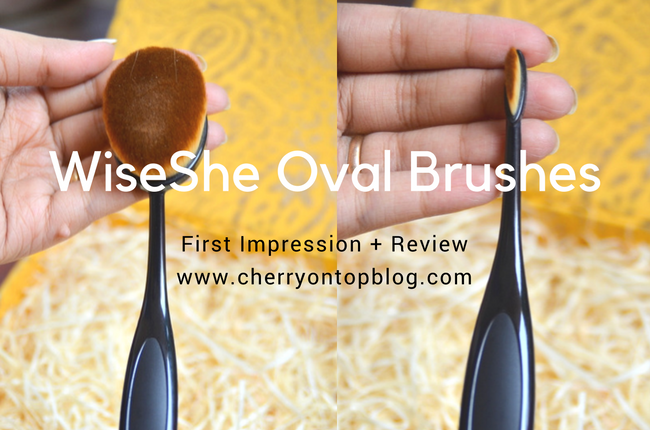 Using Oval Brushes for the First Time | Ft. WiseShe Oval Brushes