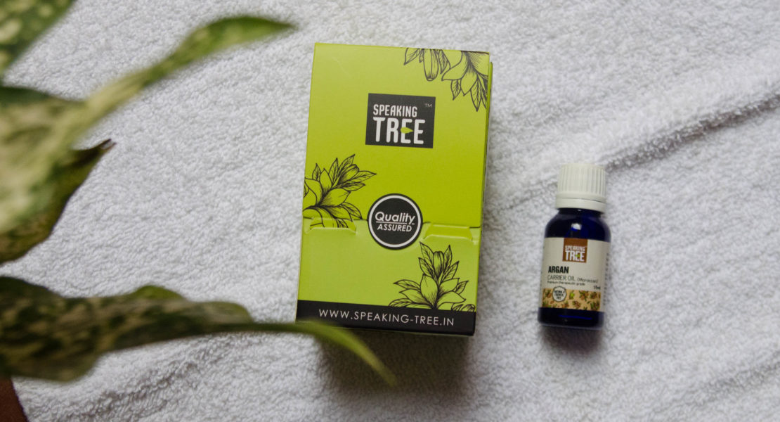 Speaking Tree Argan Carrier Oil Review, Price