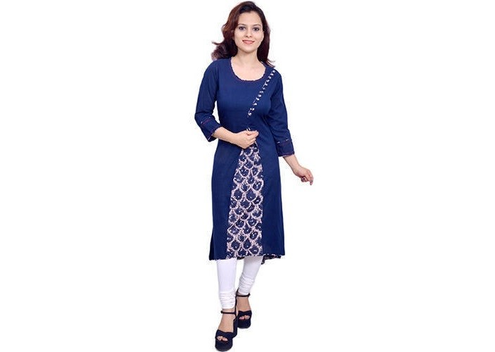 Rayon Kurtis Types And Their Styling Options