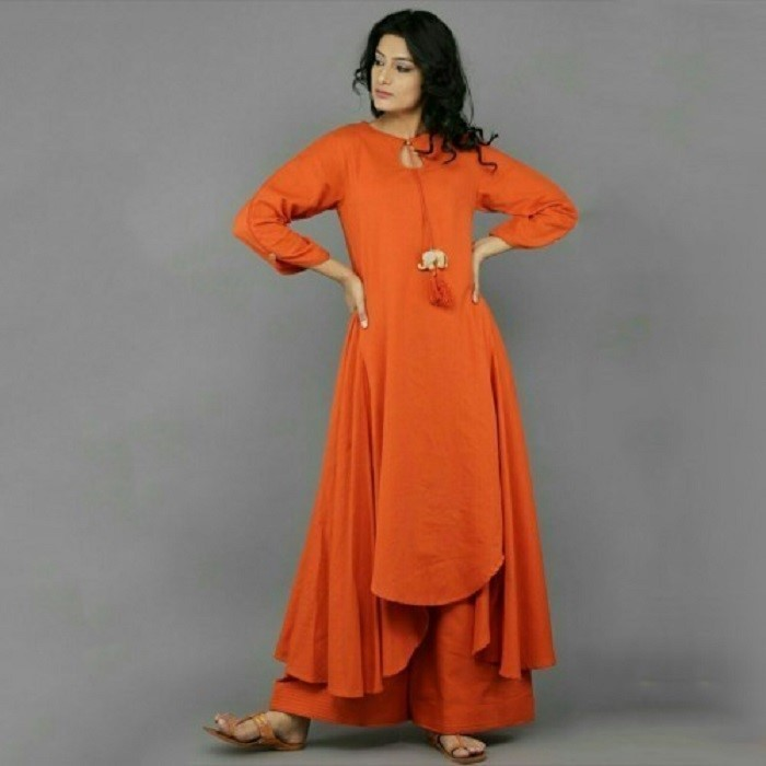 Rayon Kurtis Types and Their Styling Options | Cherry On Top