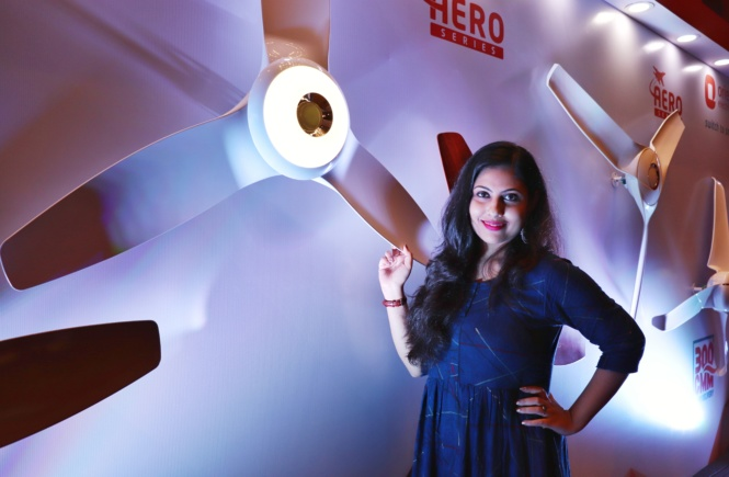 The Orient Electric Aero Series Fans Event at Hyatt Regency, Kolkata | Cherry On Top