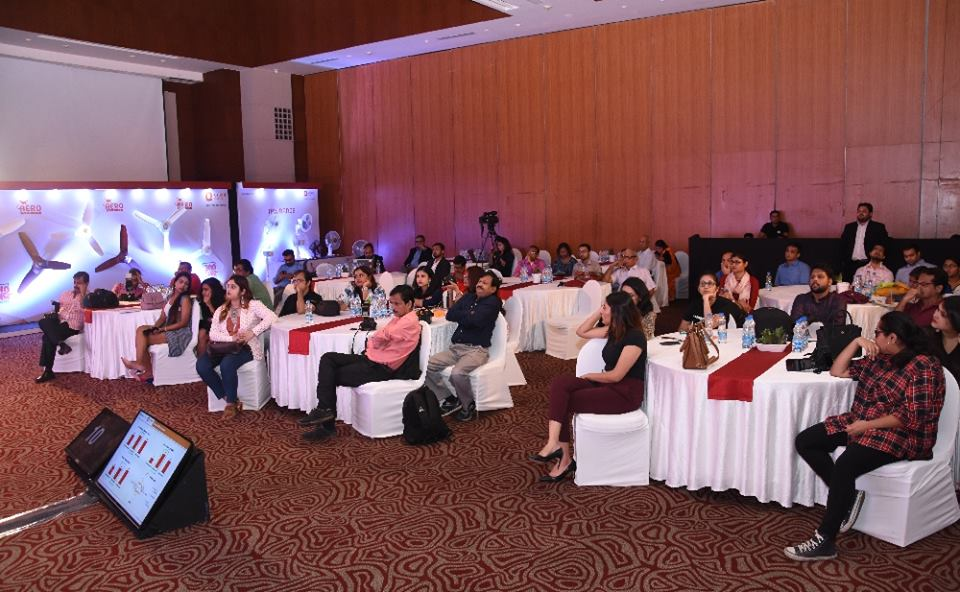 The Orient Electric Aero Series Fans Event at Hyatt Regency, Kolkata | Cherry On Top