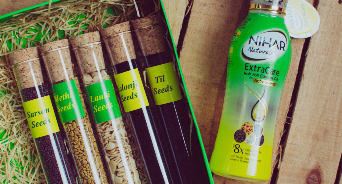 Tradition gets a Makeover with Nihar Extra Care Hair Oil | Cherry On Top