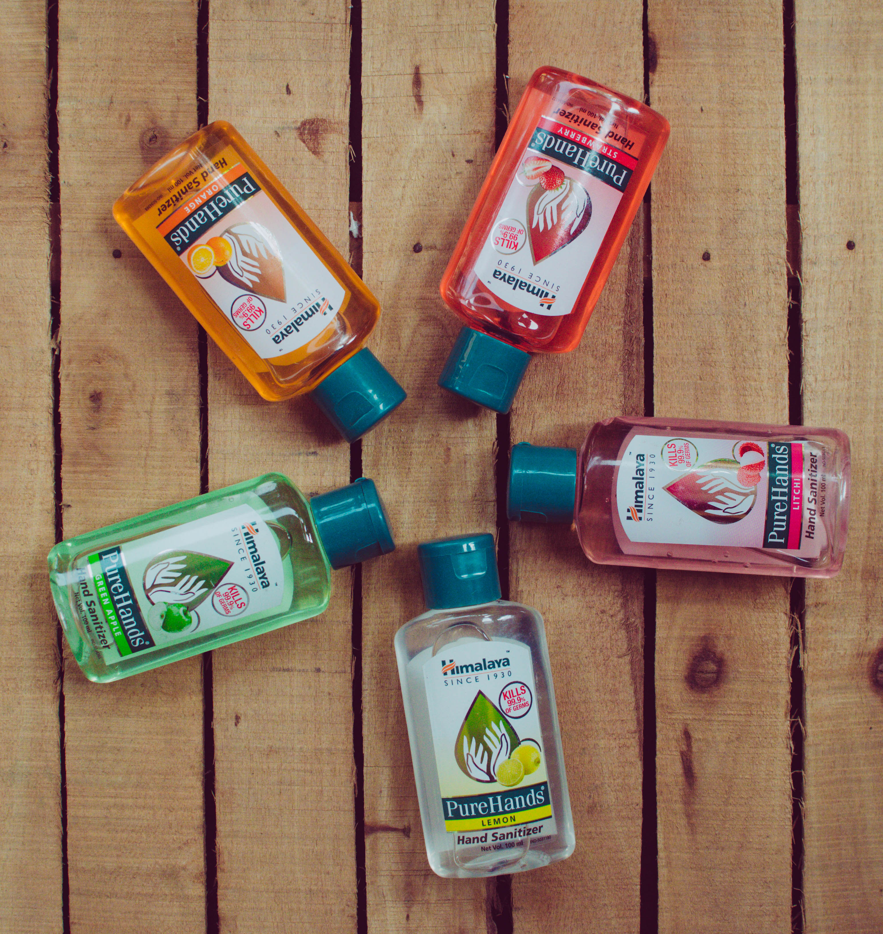Himalaya PureHands Hand Sanitizers Review | Cherry On Top