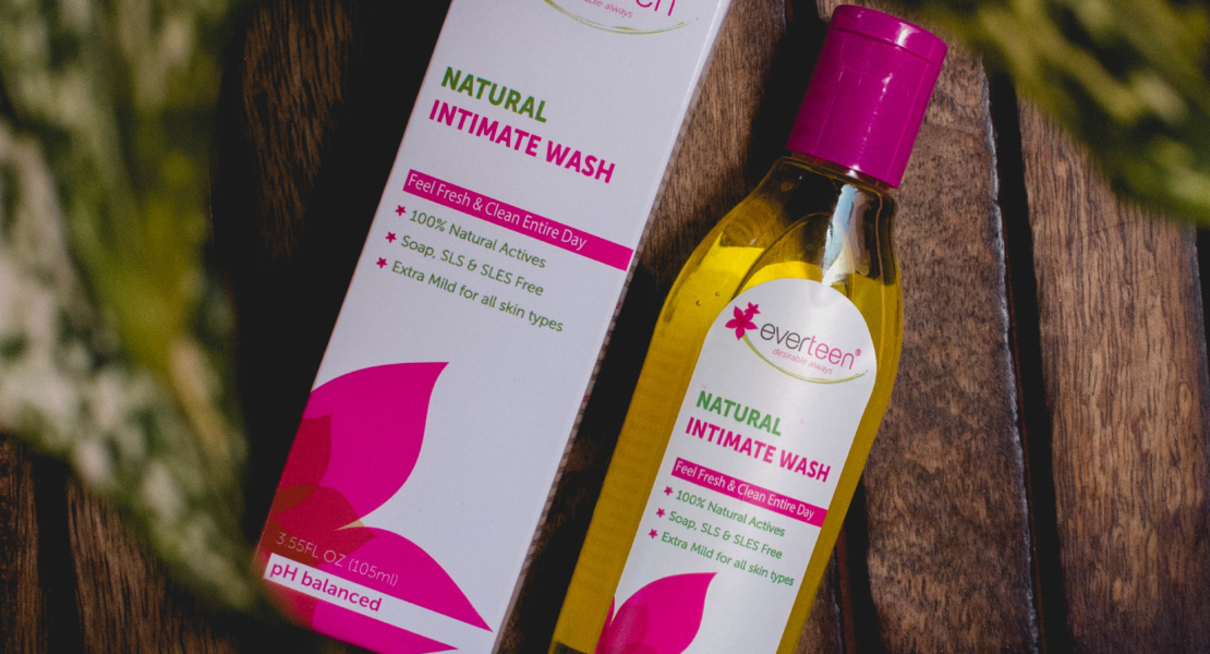 Everteen Intimate Hygiene Wash Review | Cherry On Top