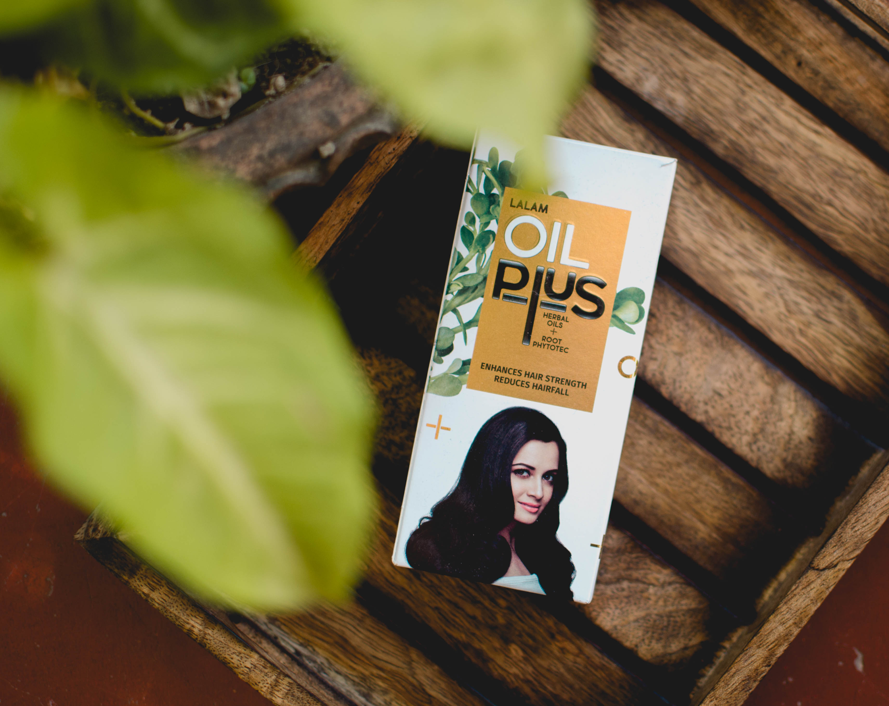 Lalam Oil Plus Hair Oil Review | Cherry On Top