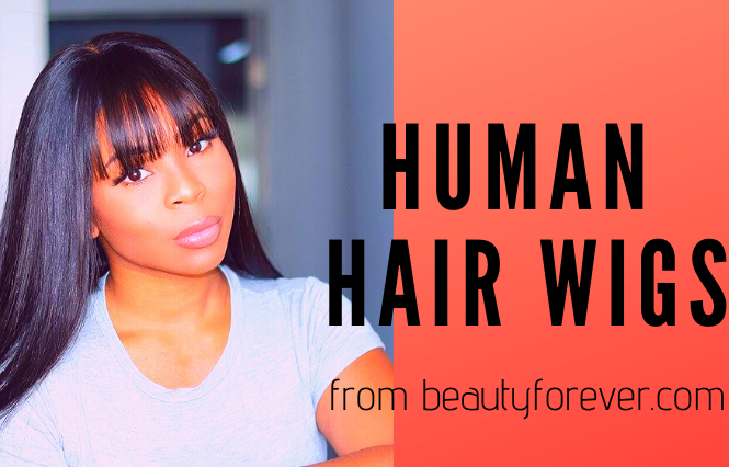 Best human hair wigs online beautyforever