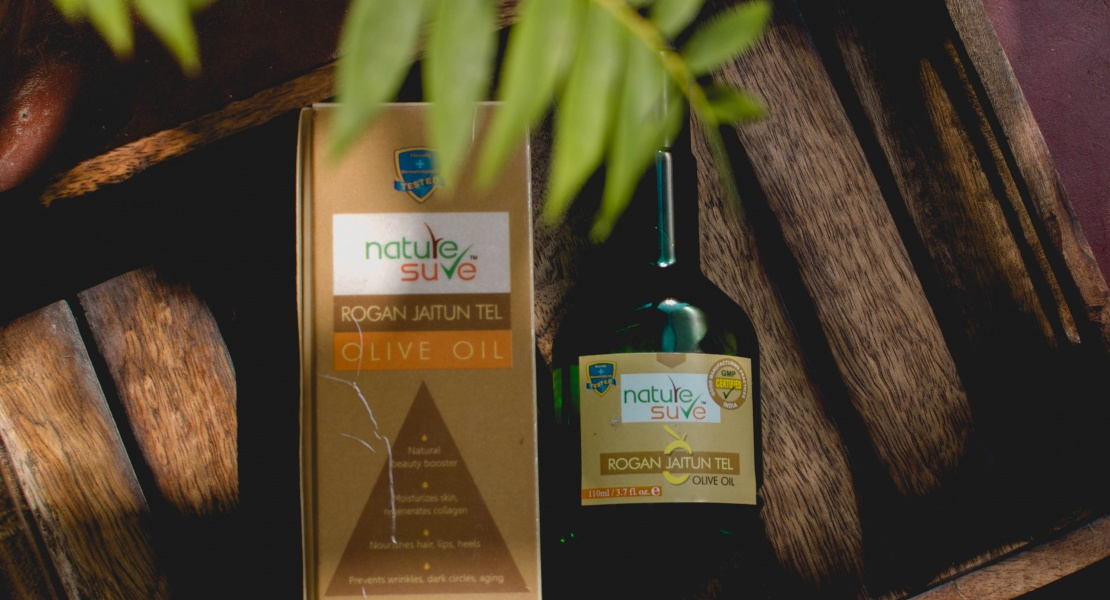 Nature Sure Olive Oil Benefits for Skin & Hair | Nature Sure Olive Oil Review | Cherry On Top