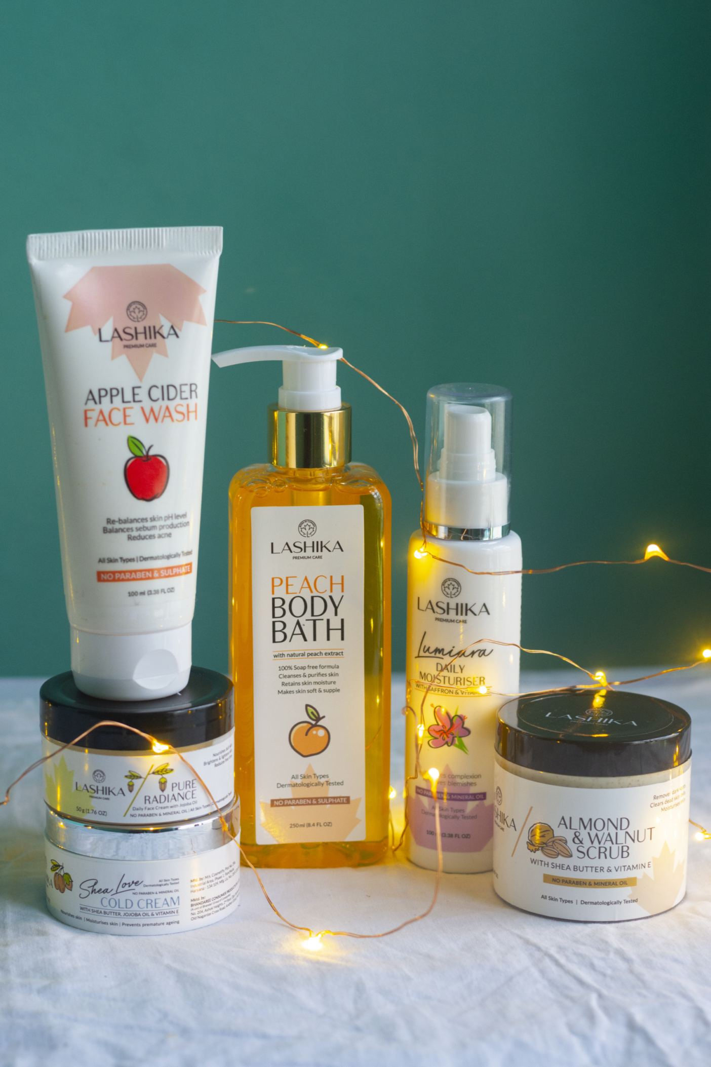 Lashika- No Harm Skincare Brand Explained | Cherry On Top
