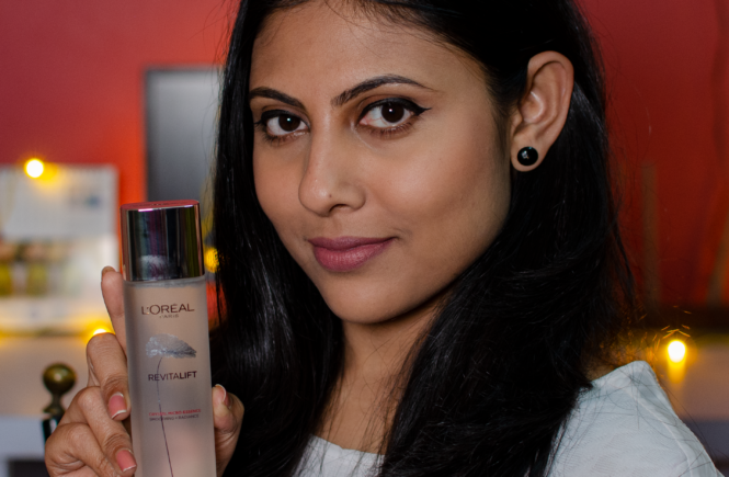 L'Oreal Revitalift Crystal Micro Essence Review India