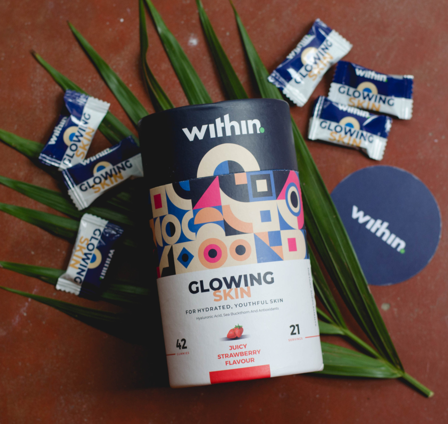 Within Glowing Skin Gummies Review | Cherry On Top