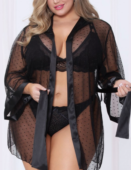 Lover-Beauty Cheap Plus-Size Lingerie | Cherry On Top