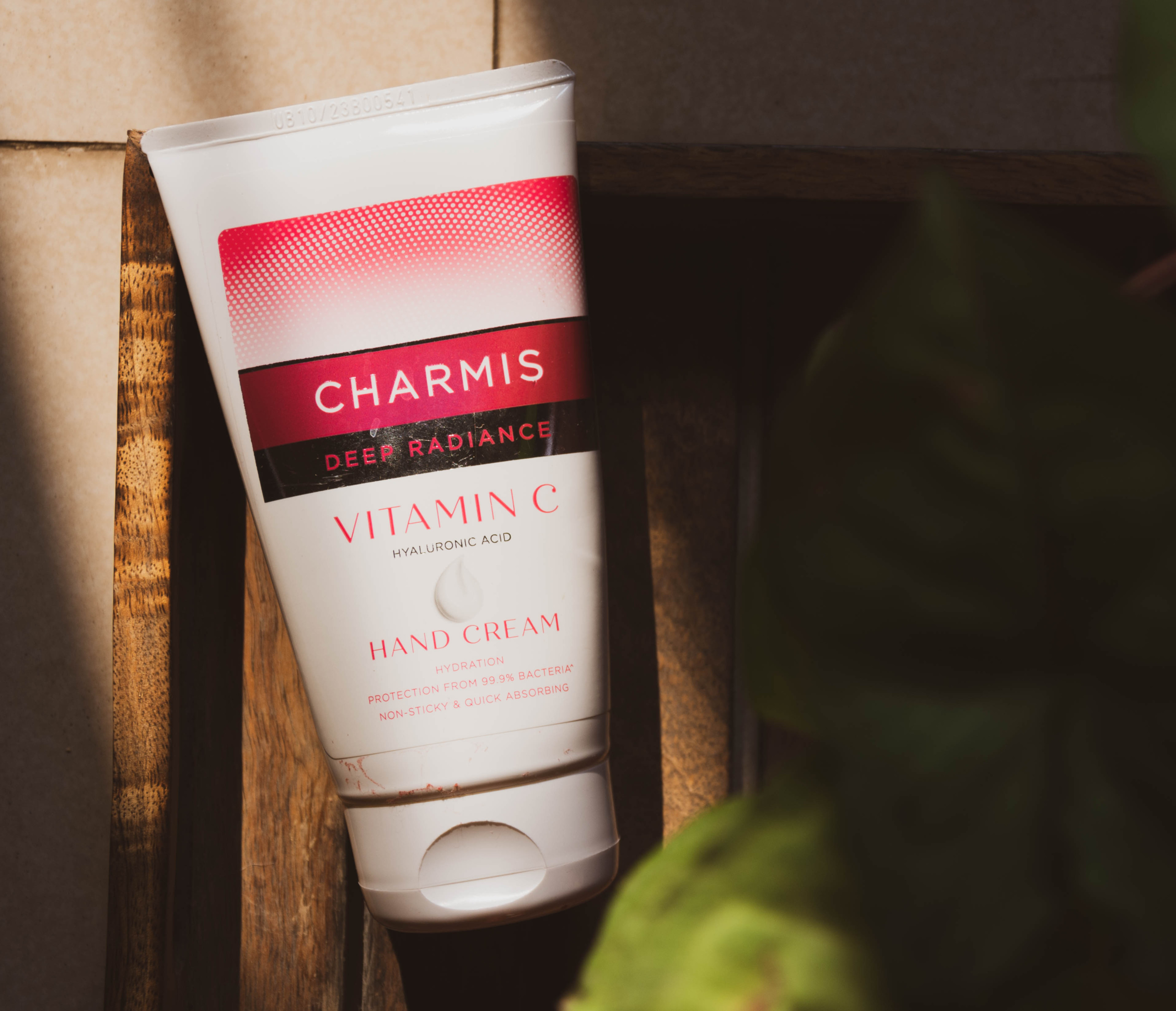 Charmis Deep Radiance Vitamin C Hand Cream Review