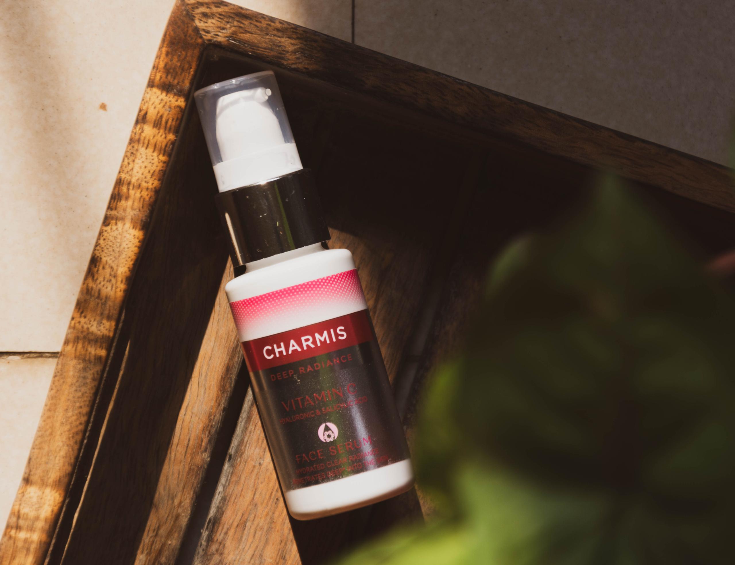 Charmis Deep Radiance Vitamin C Face Serum Review