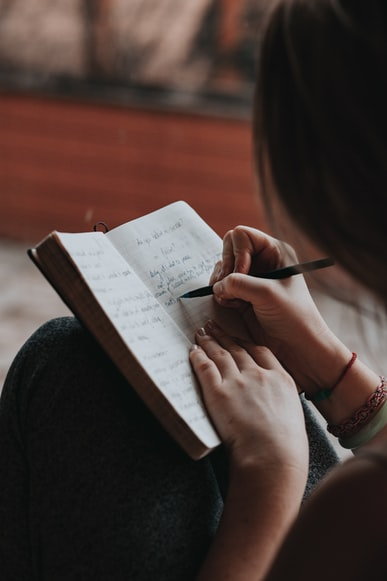 journaling for stress relief | Stress relief activities that are scientifically proven, stress relief activities at home